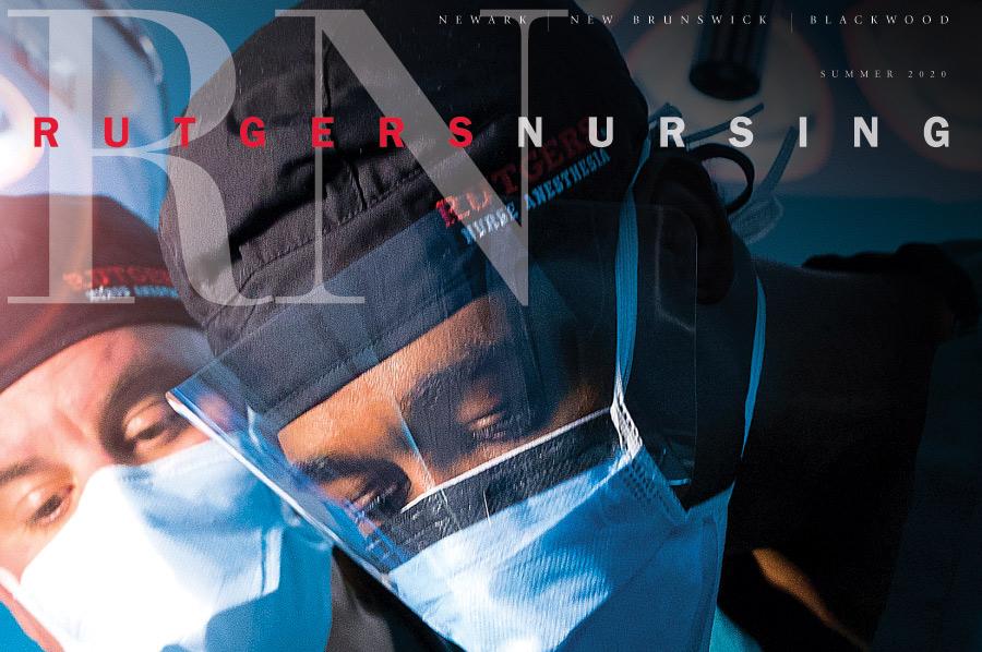 Rutgers Nursing Program: Important Links