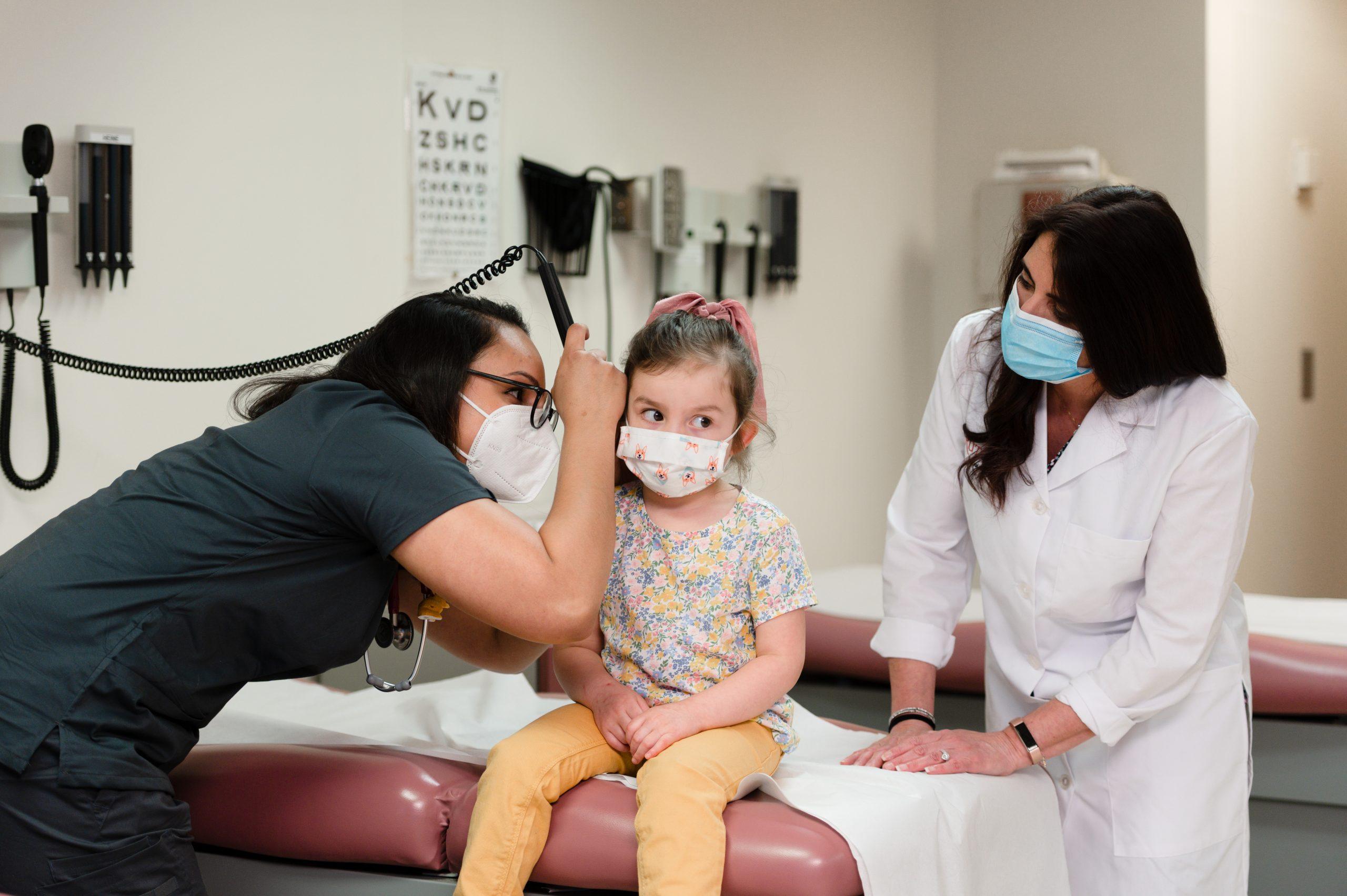 pediatric nurse student, child, and Margaret Quinn